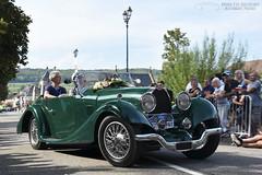 Bugatti bugatti Type 44 Cabriolet Touring - Photo of Fessenheim-le-Bas