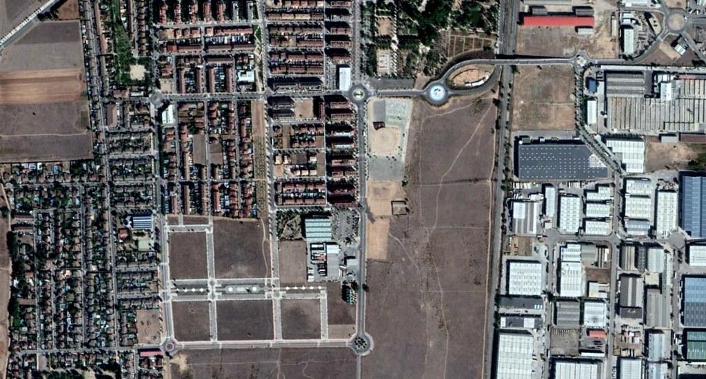 asfain, guadalajara, sin tilde aunque parezca lo contrario, después, urbanismo, planeamiento, urbano, desastre, urbanístico, construcción, rotondas, carretera
