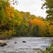 Automne, autumn - Rivière Saint-Charles, Parc Chauveau, Québec, Canada - 7503 by rivai56