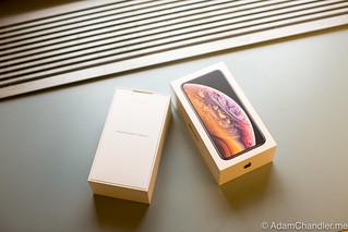 iPhone Xs 256GB Gold20180921-5