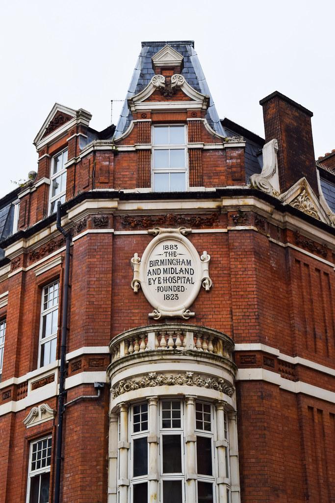 Historic Buildings in Birmingham