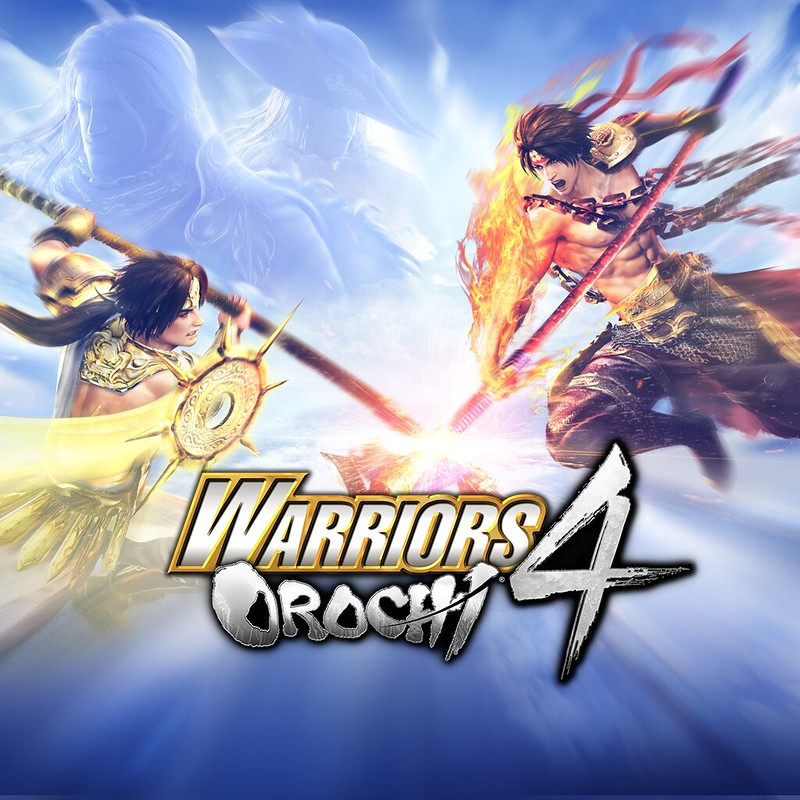 WARRIORS OROCHI 4 with Bonus