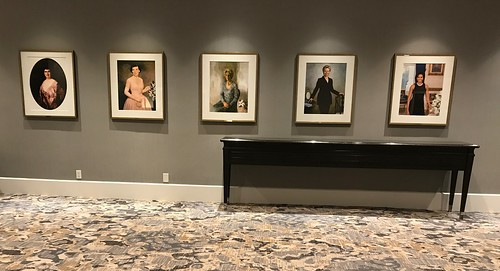 First Lady Gallery. From History Comes Alive at The US Grant Hotel