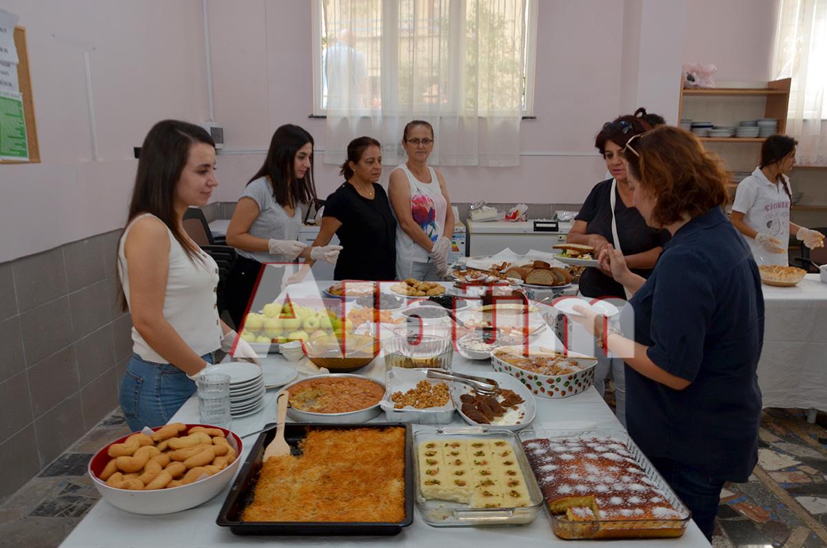 ÇYDD Alanya'dan teşekkür kahvaltısı