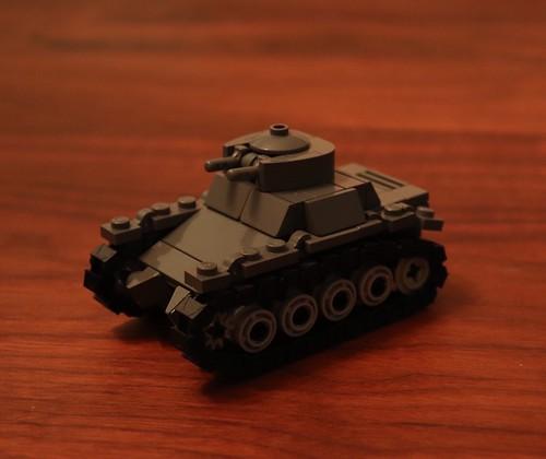 Panzer I Ausf A.
