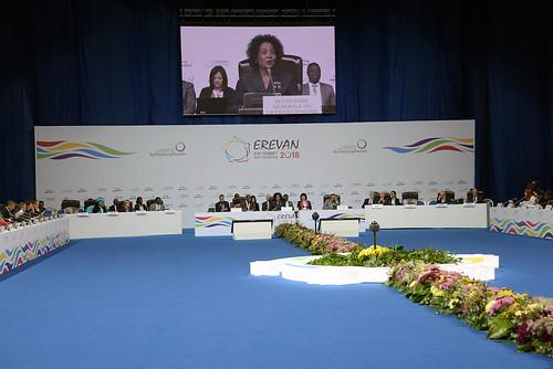 105e Conseil permanent de la Francophonie