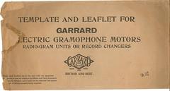 Garrard Type A Bd