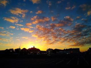 Skegness Sunset