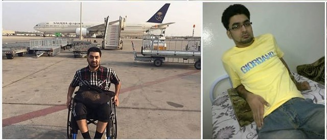 4713 Naveed Iqbal The Journey of a Pakistani Expat from 2 legs to NO legs 02