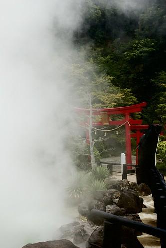 Hells of Beppu