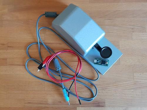 USB Morse Keyer