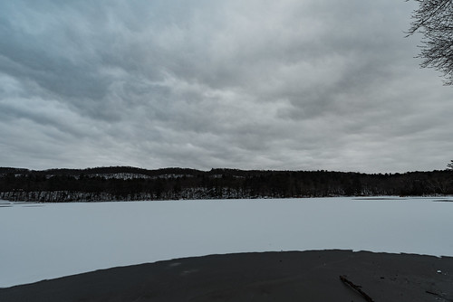 Lake O' the Dalles - Interstate State Park, Wisconsin, in Winter