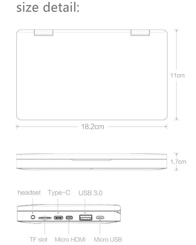 One Netbook One Mix 2 (20)