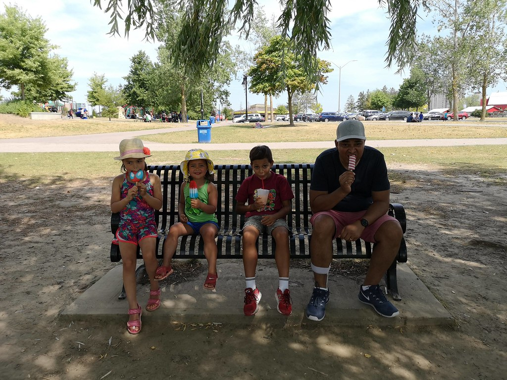 Cousins park fun