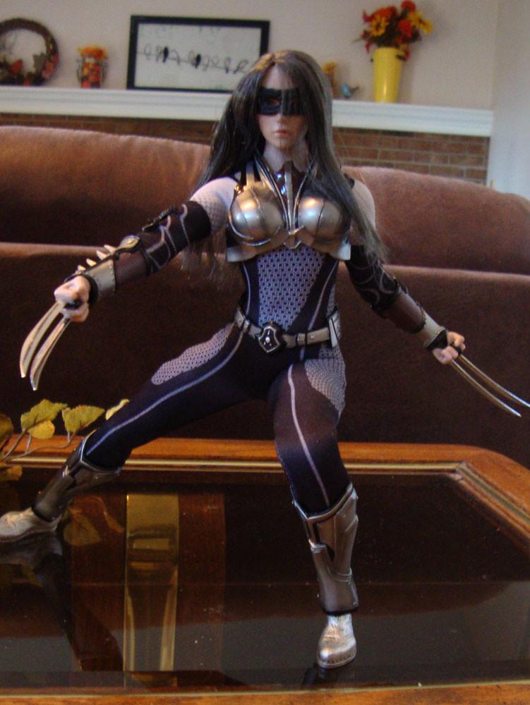 X-23 Wolverine Updated 44656879815_7481c461a8_b