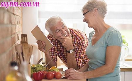 Bí quyết sống lâu sống khỏe với suy tim