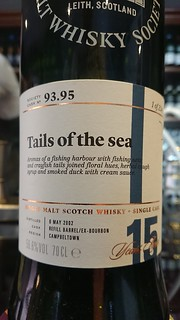 SMWS 93.95 - Tails of the sea