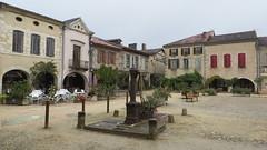 20181007-01 Labastide-d'Armagnac » Place Royale ( Fondée en 1291)