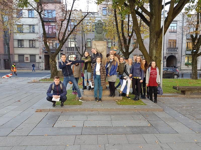 Pamokos Kaune