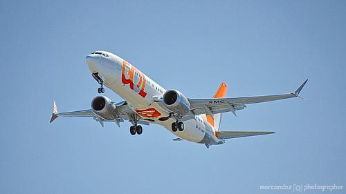 BOEING 737-8 MAX / GOL LINHAS AÉREA
