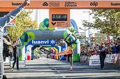 Keňan Kiptum zlepšil ve Valencii světový rekord