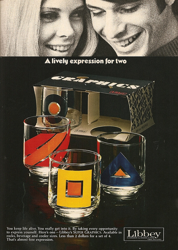 Libby Glassware 1970