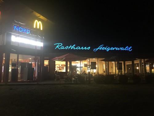 Autobahnraststätte Steigerwald