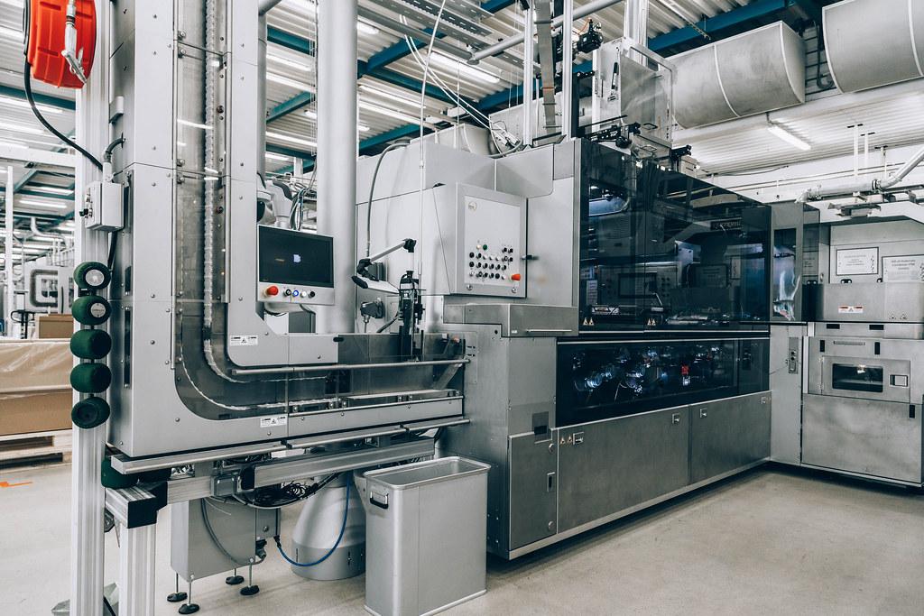 Производственная линия табачных стиков для IQOS (2)