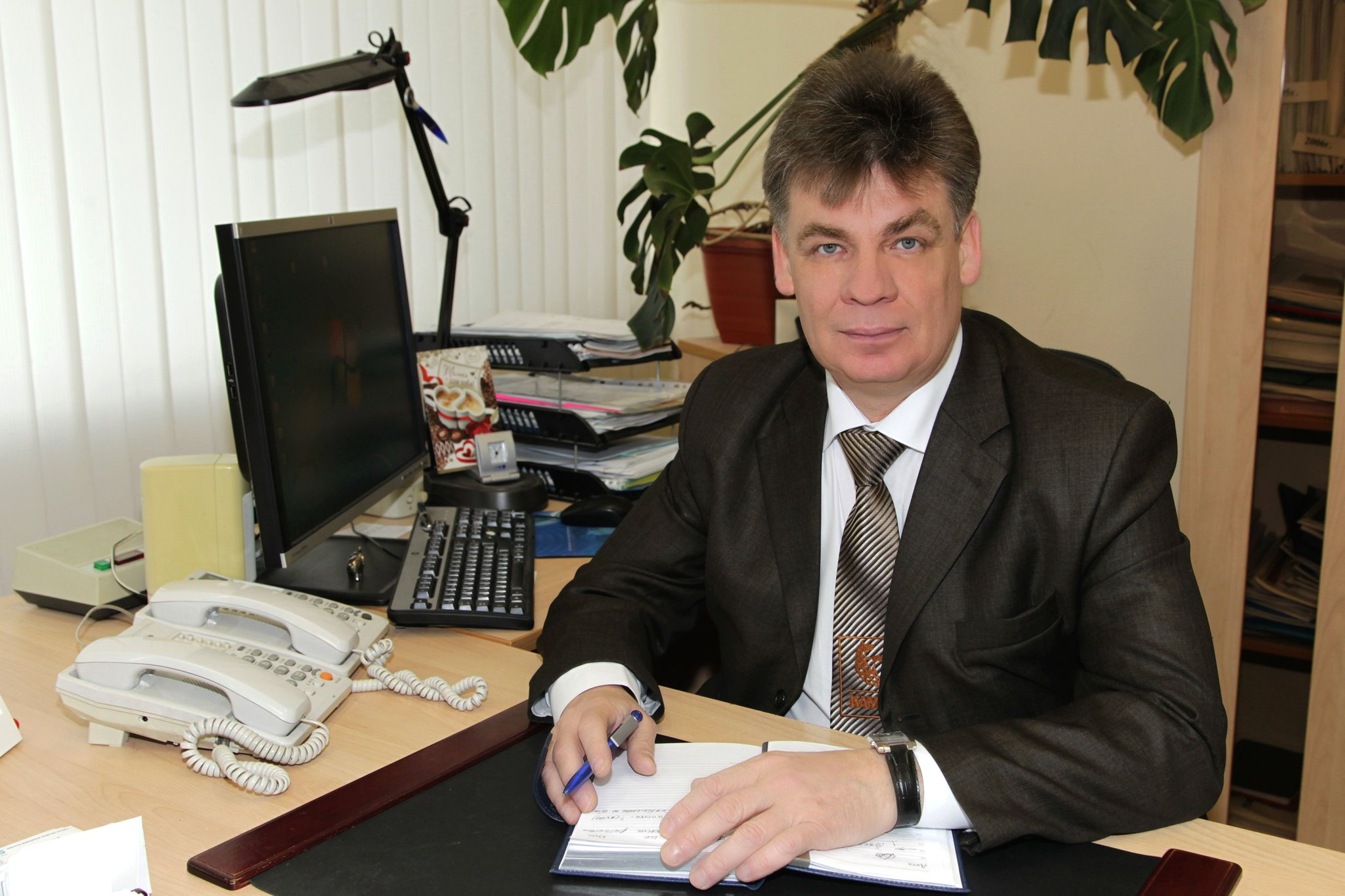Андрей Савинков, главный конструктор по автомобилям ПАО «КАМАЗ»