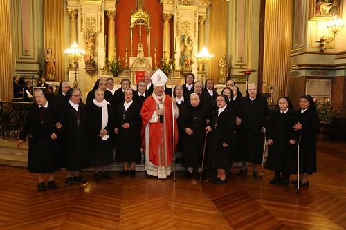 Eucaristía 131 años CPS