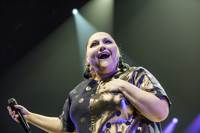 Beth Ditto @ The Anthem, Washington DC, 10/05/2018