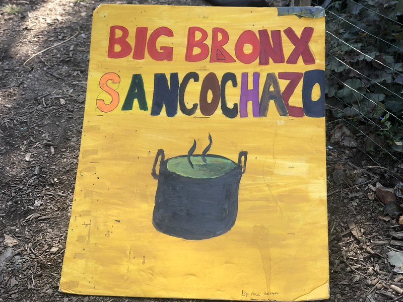 2018 Big Bronx Sancochazo