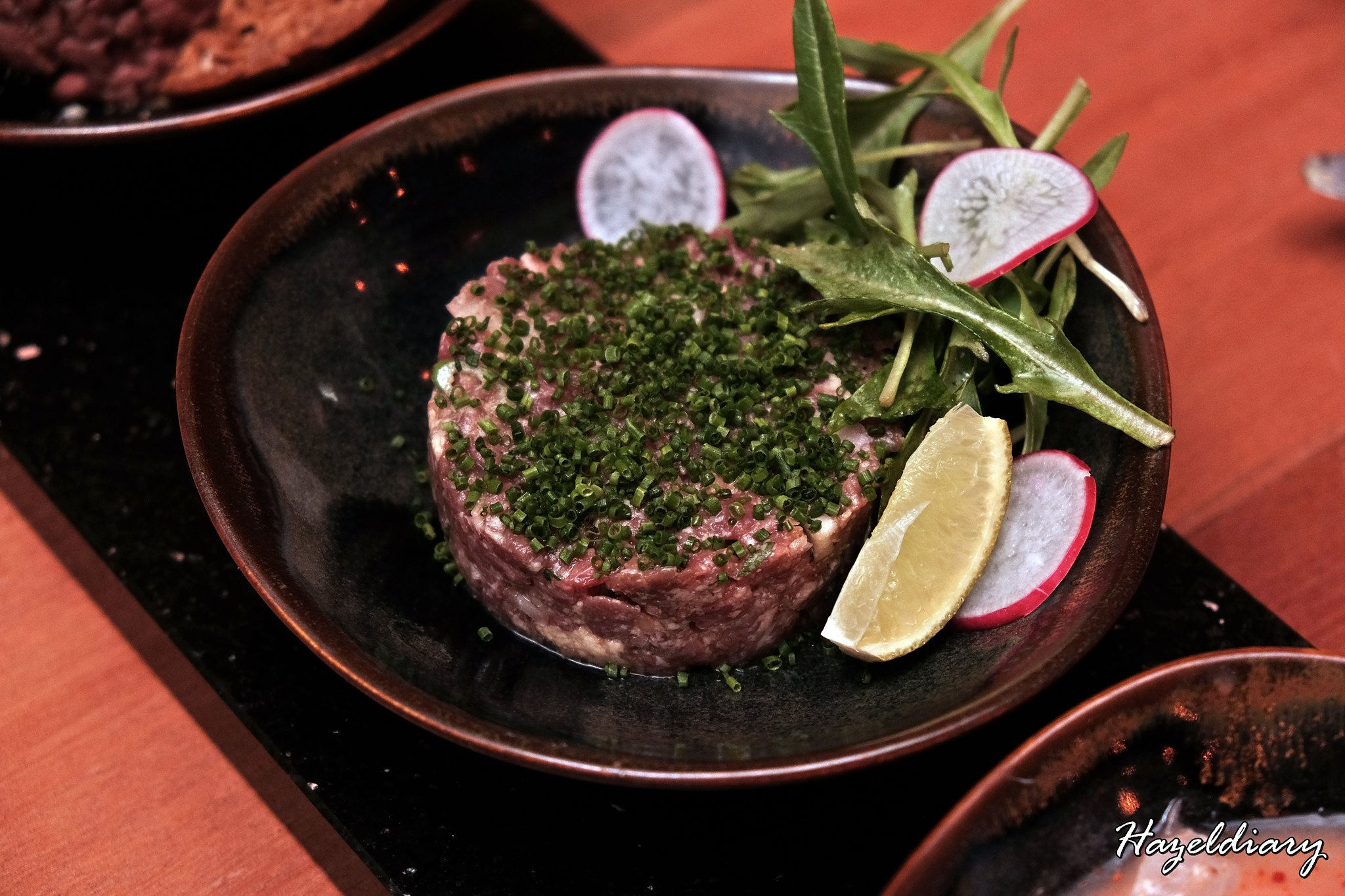 Kinou Tras Street-Beef tartare