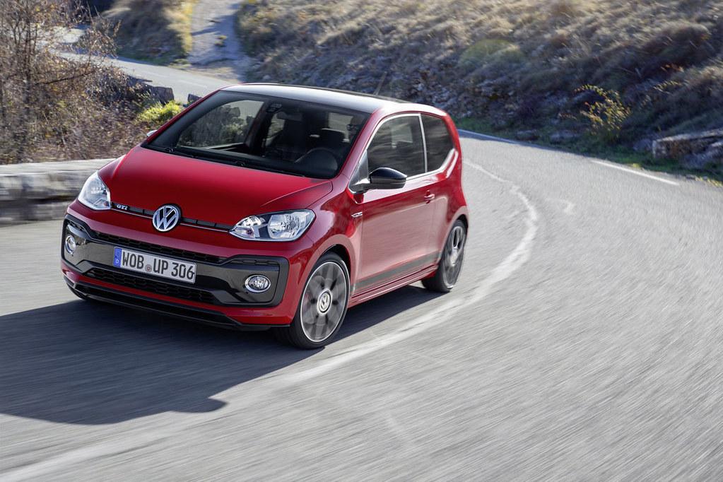 Comprar Volkswagen Up!