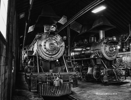 Enginehouse Panorama CR