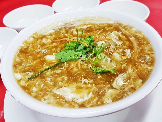 Crab Meat With Fish Maw Thick Soup