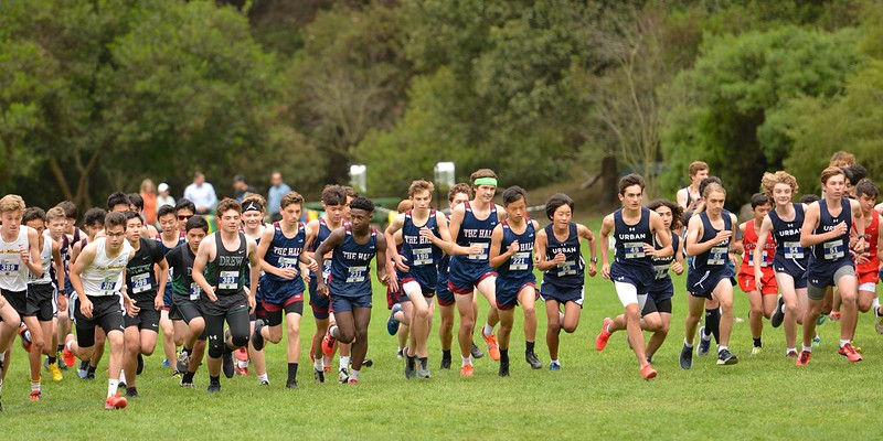 Cross Country Jim Tracy Challenge, Oct. 16, 2018