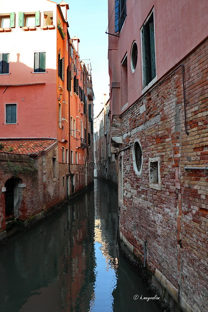 Venezia una realtà avvolta dalla magia e da mistero...