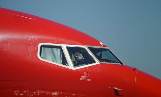 Norwegian Air Argentina / B737-800
