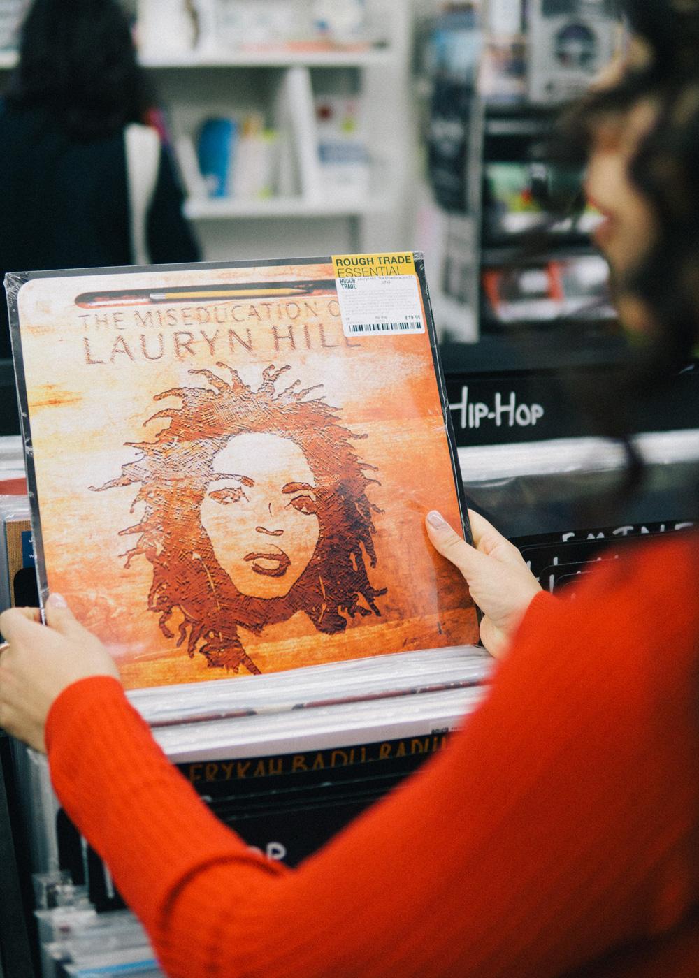 Record Shopping with Kara Marni