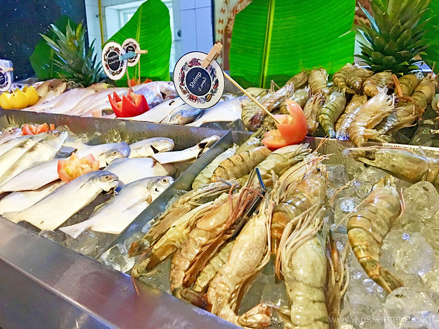 Fresh Seafood from Fusion