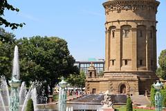Mannheim - Mannheimer Wasserturm
