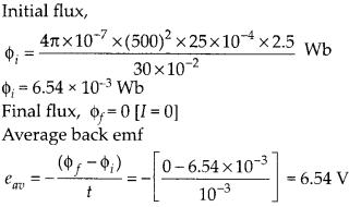 NCERT Solutions for Class 12 Physics Chapter 6 Electromagnetic Induction 40