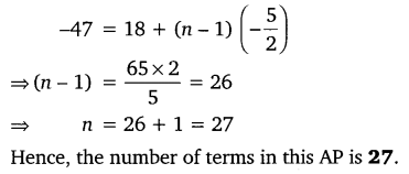 NCERT Solutions for Class 10 Maths Chapter 5 Arithmetic Progressions 27