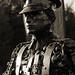 Norman Harvey Victoria Cross Statue