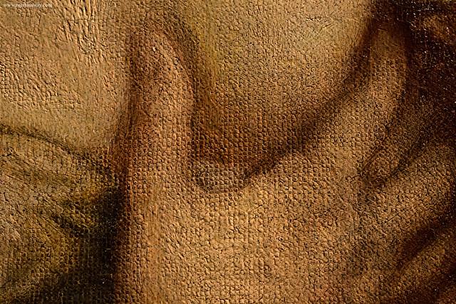 La Vergine Maria allatta il Bambino, Luca Giordano