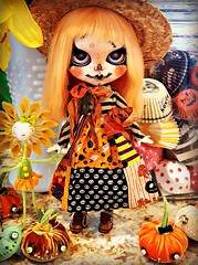 Corny Candy Corn- AntiqueShopDolls Custom