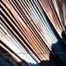 Corrugated fan