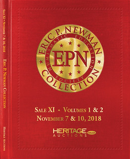 Heritage Newman Sale XI hardcover