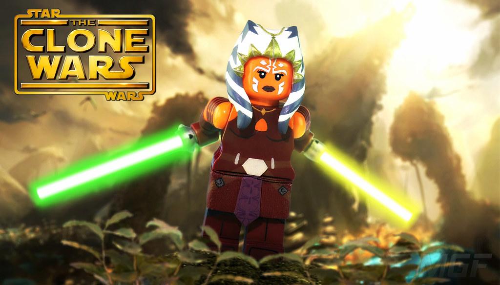 Star wars the clone ahsoka tano absolutely not